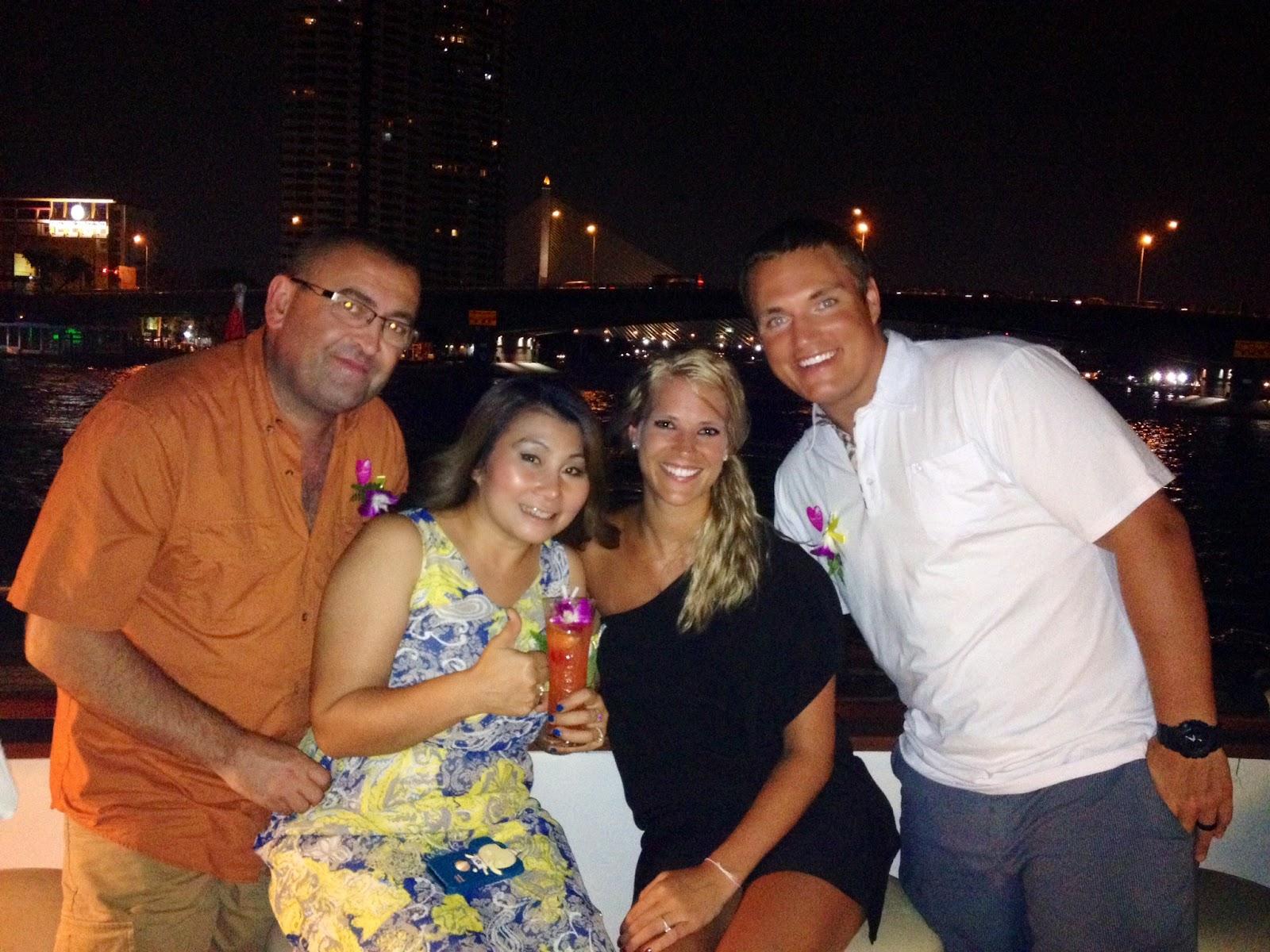 Chao Phraya Dinner Cruise Bangkok