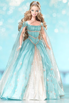 Beautiful barbie wonderful dress