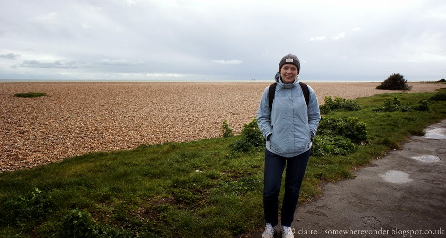 Walking to Dover - Deal, Kent, UK