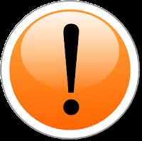 instagram alert symbol