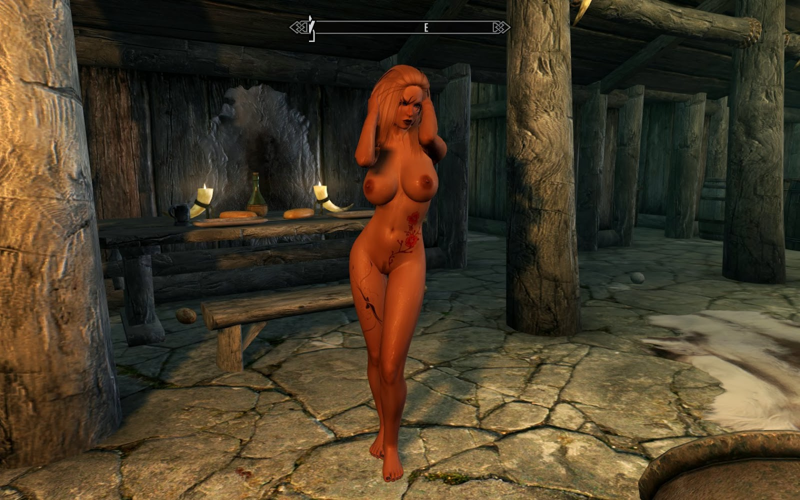 Skyrim mods nude females adult pictures