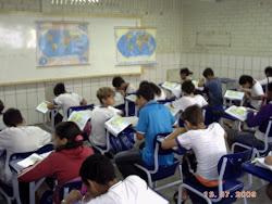 Projeto Alfabetização Cartográfica