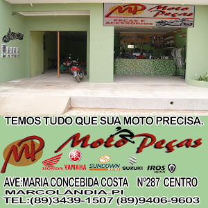 MP MOTO PEÇAS