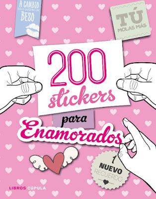 LIBRO - 200 stickers para enamorados (Libros Cupula - 23 Febrero 2016) MANUALIDADES - AUTOAYUDA Comprar en Amazon España