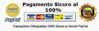 Pagamento sicuro al 100%