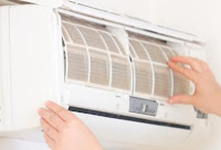 membersihkan air conditioner
