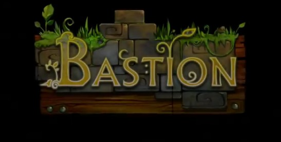 Bastion walkthrough screenshot.