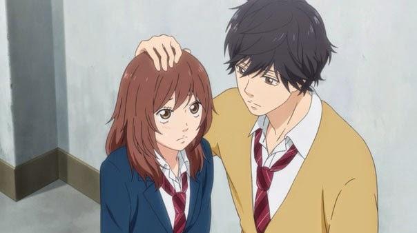 Best Romantic Comedy Anime Ever: تحميل ومشاهدة جميع حلقات انمي Ao Haru Ride مترجم HD ,Sd