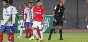 Copa Brasil SUB-20: Bahia 2 x 2 Internacional