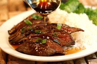Resep daging Sapi (Beef Teriyaki) Menu Istimewa Untuk Keluarga
