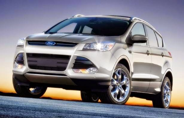 2015 Ford Escape Hybrid