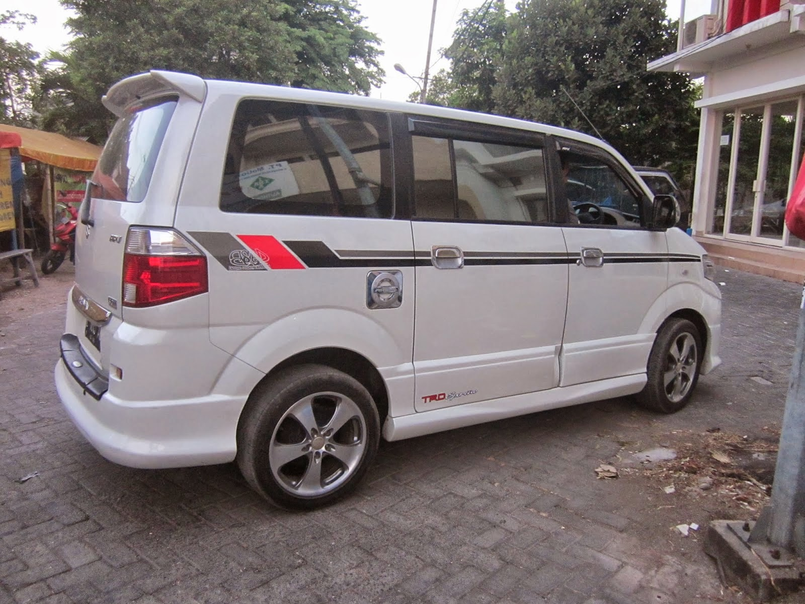 Suzuki Apv Pick Up Modifikasi