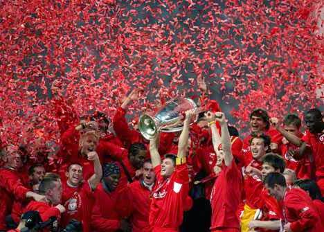Liverpool fc 1980 Liverpool fc is One of The