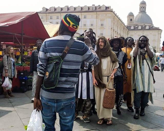 Jesus in Turin