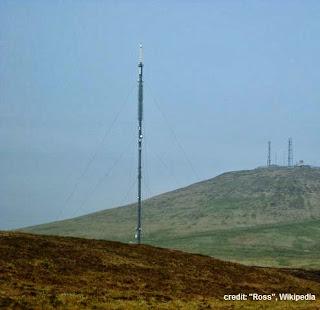 Divis transmitter