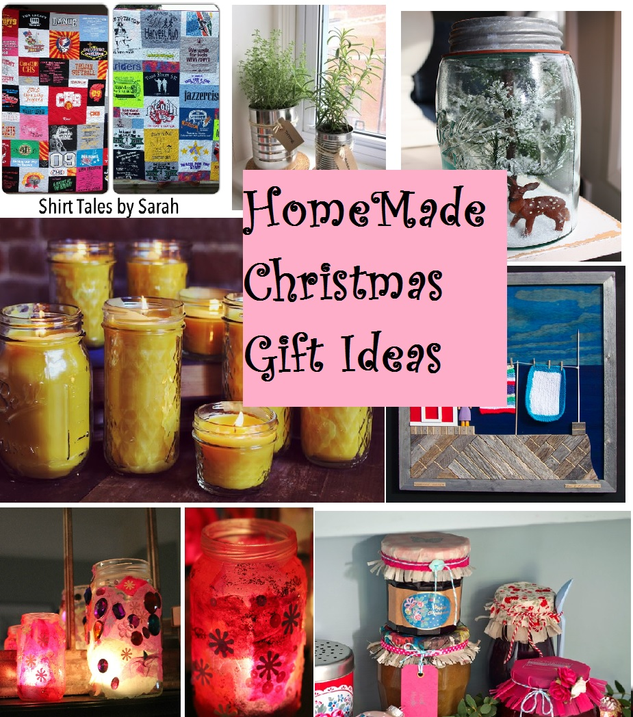 The art of up cycling homemade christmas gift ideas Homemade christmas gifts