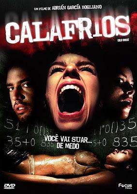 Filme Poster Calafrios DVDRip XviD Dual Audio & RMVB Dublado