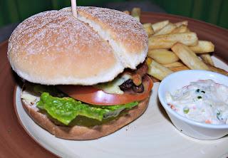 Chiquito, burger