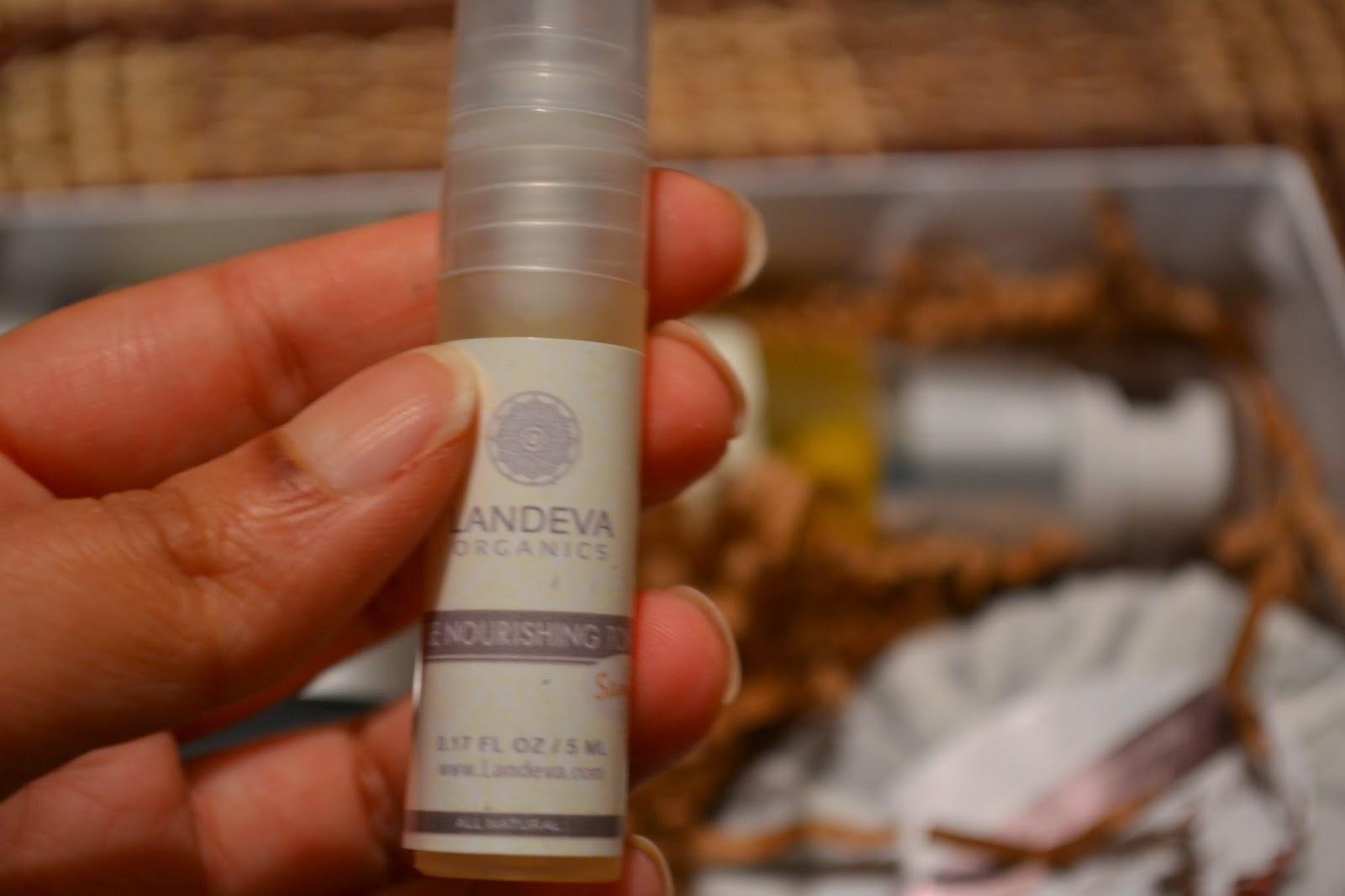 Landeva Organics Rose Nourishing Toner