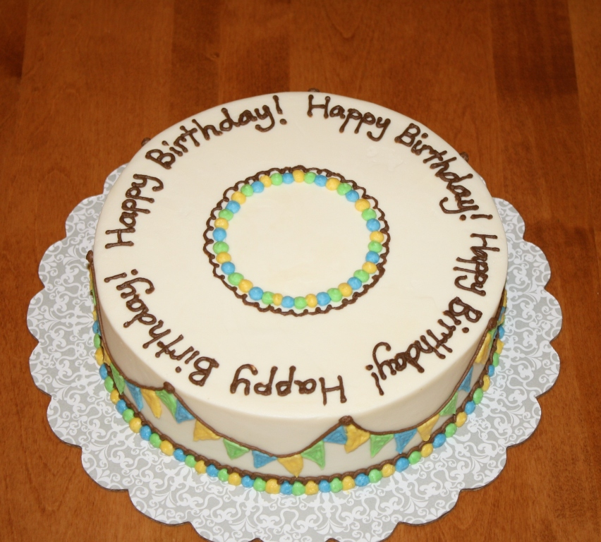 Birthday Cake Images For Grandfather : Party Cakes: Birthday Cake for Grandpa