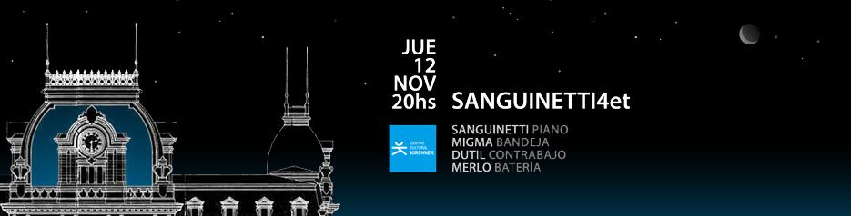 Marco Sanguinetti Music