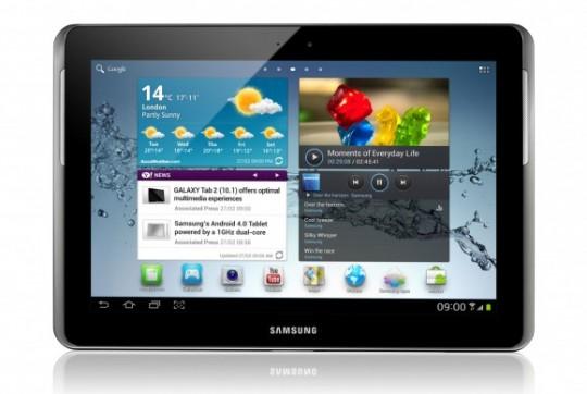 Samsung Galaxy Tab 10.1 16GB P7100