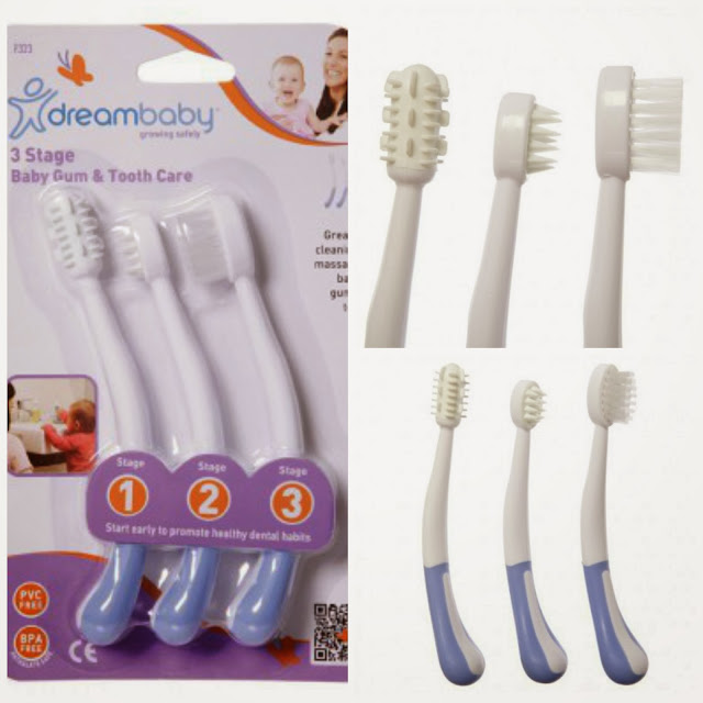 Dreambaby Toothbrush Set