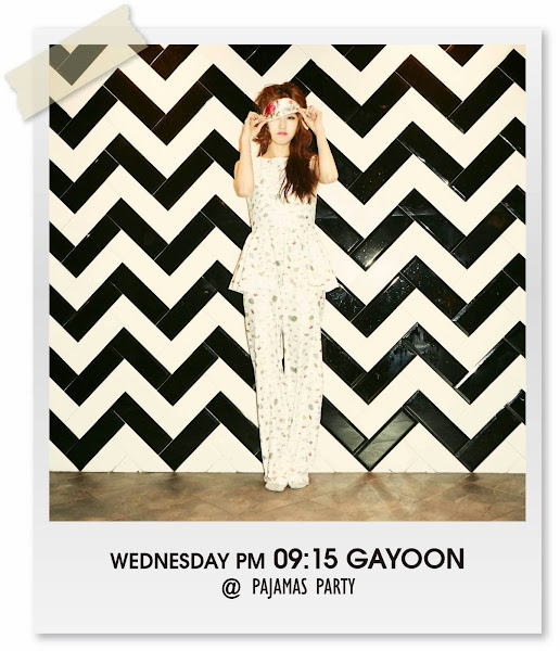 4minute World Teaser Gayoon