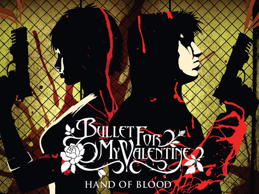 bullet for my valentine - photo #20