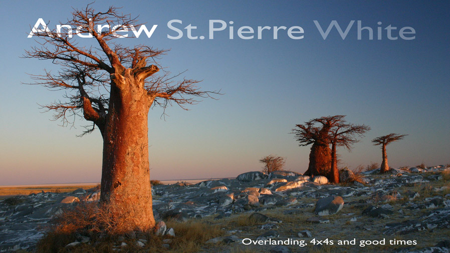 Andrew St.Pierre White