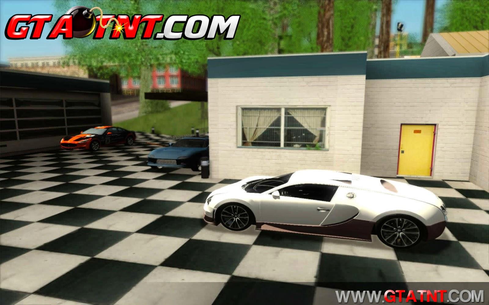 Carros estacionados em Doherty para GTA San Andreas