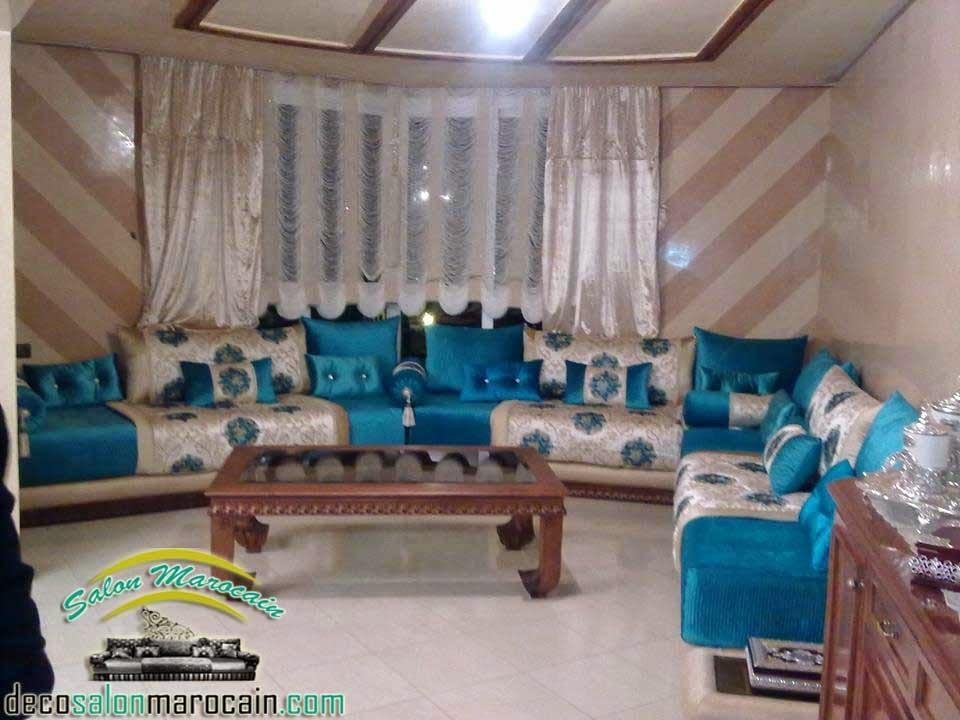 salon marocain 2014 benani