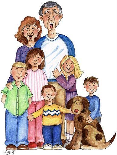 Maestras de Educación Inicial: La Familia