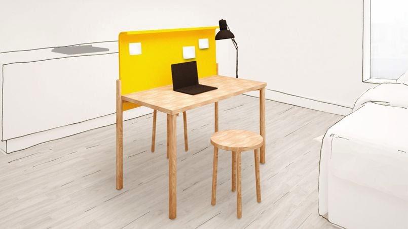 Tendance antipodes design les inventions fut es des for Mobilier bureau etudiant