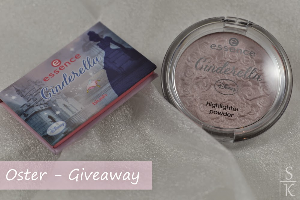 Oster-Giveaway: Essence Cinderella