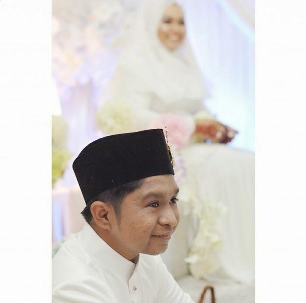 14 FOTO Majlis Pernikahan Amir Raja Lawak