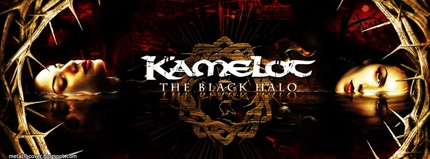 Kamelot - one cold winters night - back