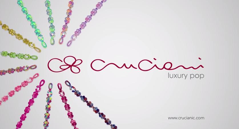 Canzone pubblicità braccialetti Cruciani Luxury Pop Aprile 2015, ecco come si chiama