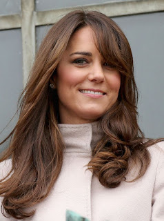 Kate Middleton - Celebrity Look Alike Wig