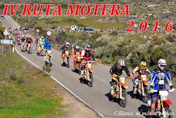 IV RUTA MOTERA 2016