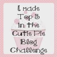 Cutie Pie Challenge 06/01/14