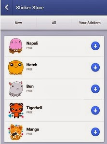 Chat với facebook