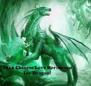 2016 LOVE Horoscope Prediction Monkey  Dragon