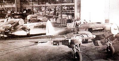 Серийная сборка Ил-2