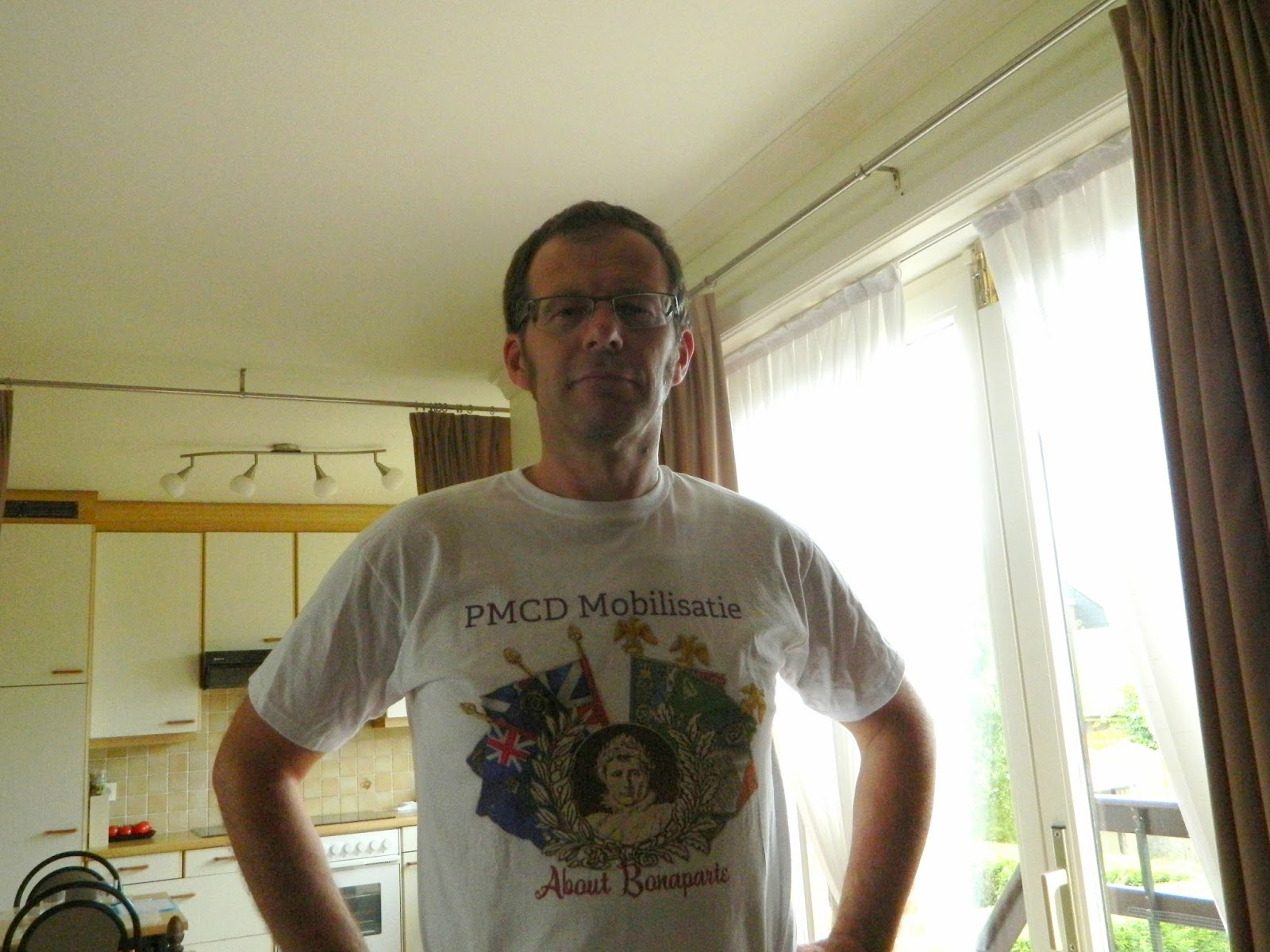 Pmcd Mobilisatie Battle Reports Vista Print T Shirt