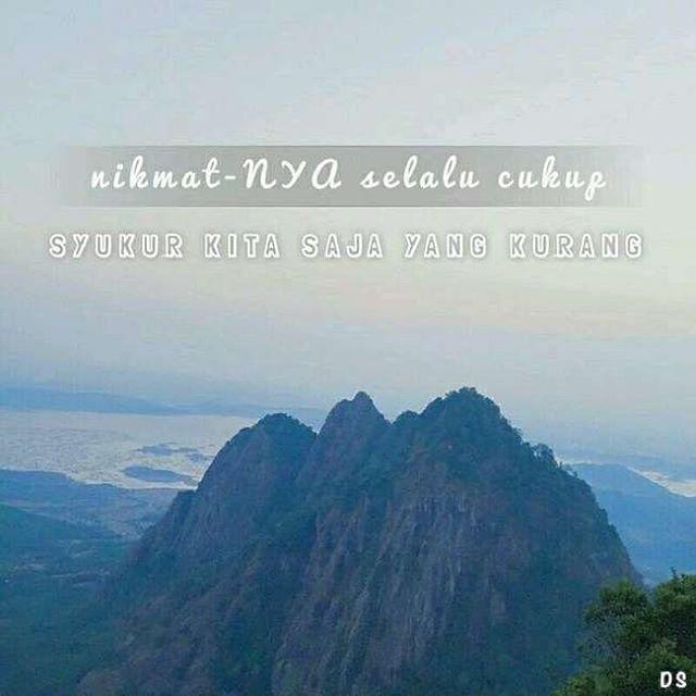 Gambar DP BBM Kata Kata Bersyukur