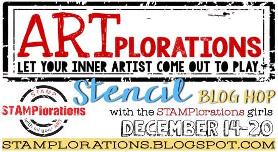 ARTplorations Blog Hop