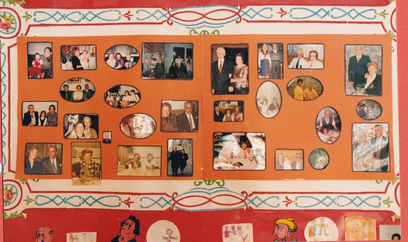 Escuela infantil castillo de Blanca: FIESTA DE LOS ABUELOS EN EL COLE