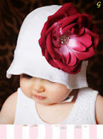 Kids Photos of cute babies Flower Cap Baby Images White