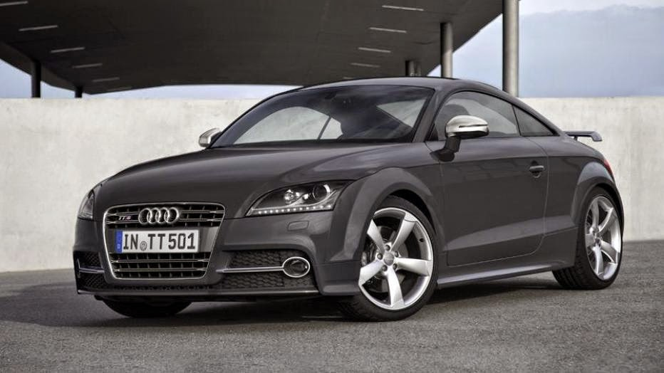 News Cars - 2015 Audi TT, TTS Coupe and Roadster revealed